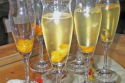 Kumquat - Sekt - Cocktail