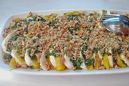Mango mit Mozzarella 11