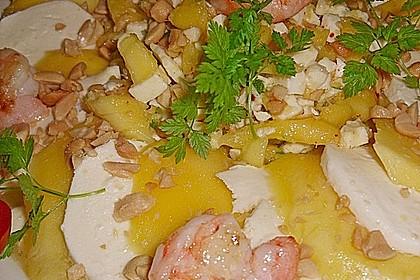 Mango mit Mozzarella 16