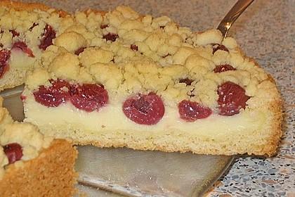 Pudding - Streusel - Kuchen 24