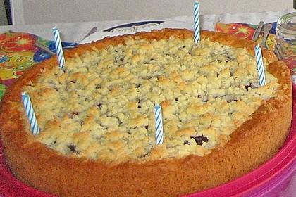 Pudding - Streusel - Kuchen 136