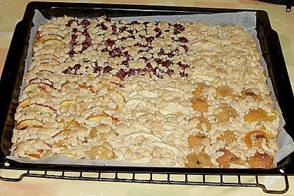 Pudding - Streusel - Kuchen 82