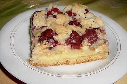 Pudding - Streusel - Kuchen 7