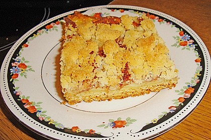 Pudding - Streusel - Kuchen 120