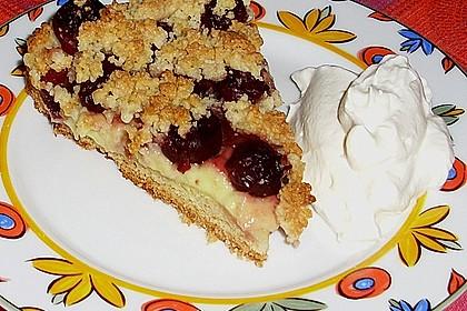 Pudding - Streusel - Kuchen 12