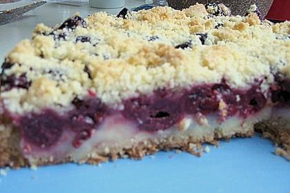 Pudding - Streusel - Kuchen 130