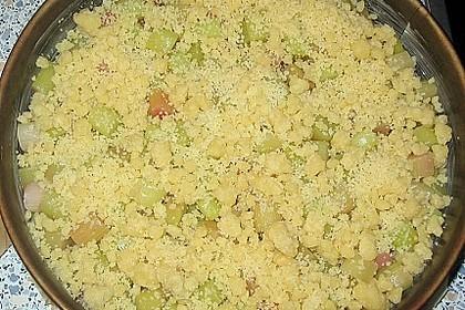 Pudding - Streusel - Kuchen 140