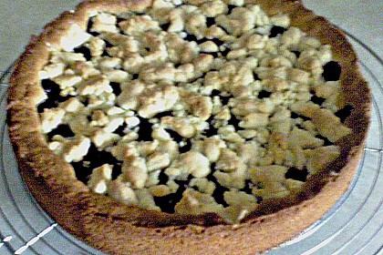 Pudding - Streusel - Kuchen 150
