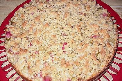 Pudding - Streusel - Kuchen 97