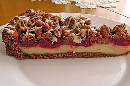 Pudding - Streusel - Kuchen 9
