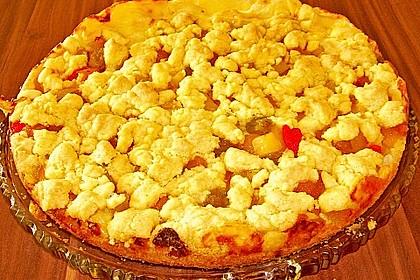 Pudding - Streusel - Kuchen 98