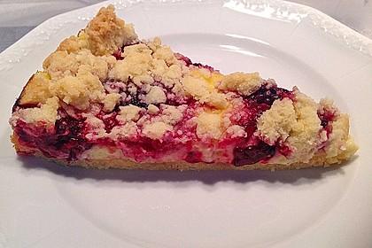 Pudding - Streusel - Kuchen 17