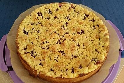 Pudding - Streusel - Kuchen 43
