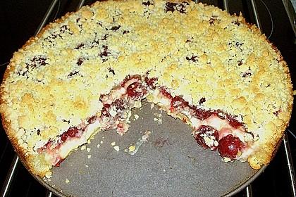 Pudding - Streusel - Kuchen 123