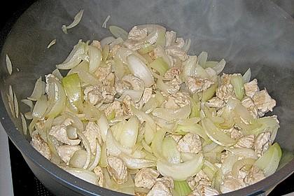 Puten - Currygulasch 2
