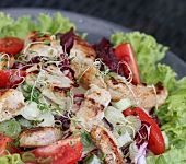 Fitness - Salat á la Eva
