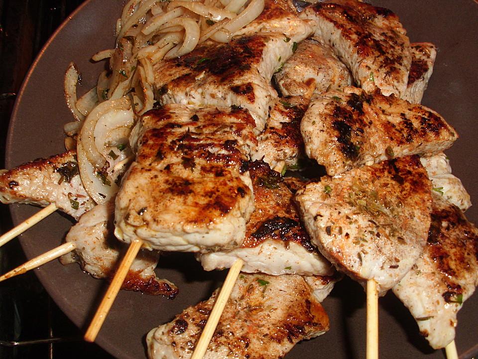 Griechisch suflaki rezepte for Griechisch kochen