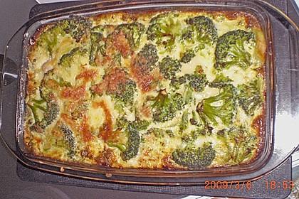 Brokkoli - Auflauf 8