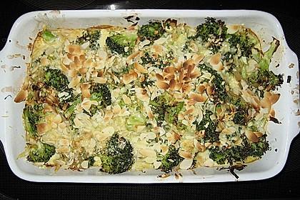 Brokkoli - Auflauf 4