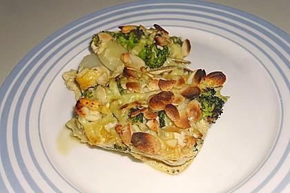 Brokkoli - Auflauf 1