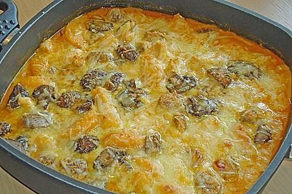 Curry - Filet mit Früchten 5