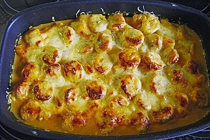 Curry - Filet mit Früchten 1