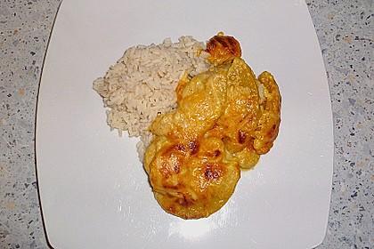 Curry - Filet mit Früchten 3
