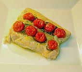 Lachs aus dem Ofen (Bild)