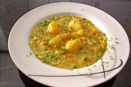 Würziges Blumenkohlcurry 12