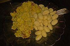 Gnocchi mit Rosenkohl