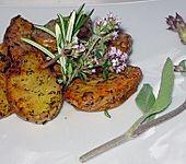 Blechkartoffeln (Bild)