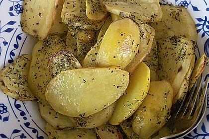 Blechkartoffeln 4