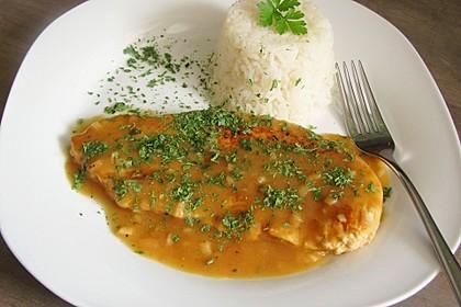 Putenschnitzel in Weißweinsauce 3