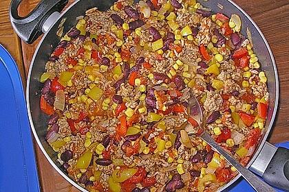 Buntes Chili con carne 7