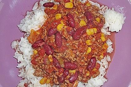 Buntes Chili con carne 31