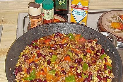 Buntes Chili con carne 23