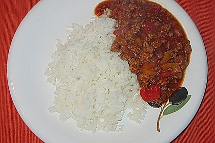 Buntes Chili con carne 33