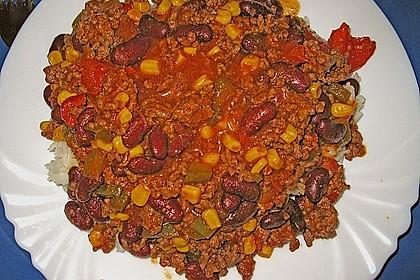 Buntes Chili con carne 32