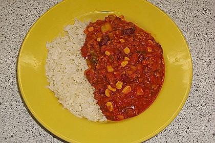 Buntes Chili con carne 19