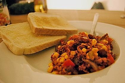 Buntes Chili con carne 3