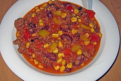 Buntes Chili con carne 29