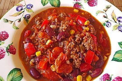 Buntes Chili con carne 12