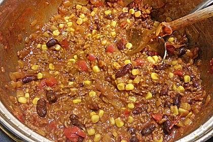 Buntes Chili con carne 34