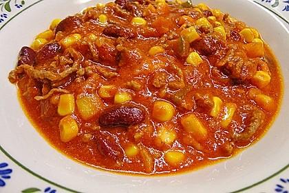 Buntes Chili con carne 10