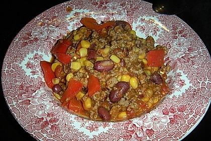 Buntes Chili con carne 43