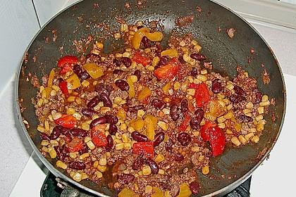 Buntes Chili con carne 40