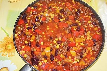 Buntes Chili con carne 22