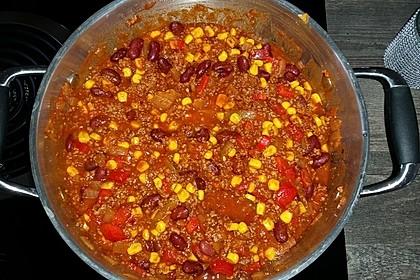 Buntes Chili con carne 30