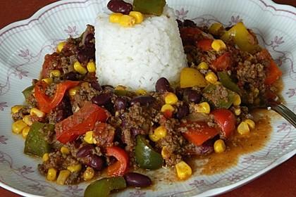 Buntes Chili con carne 17