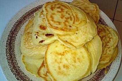Amerikanische Buttermilch Pfannkuchen 33